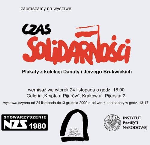 czas solidarności