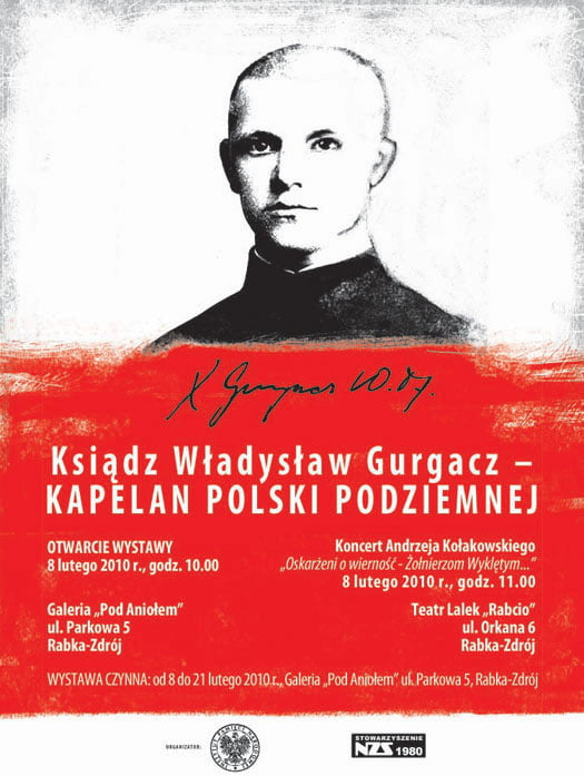 Gurgacz-plakat