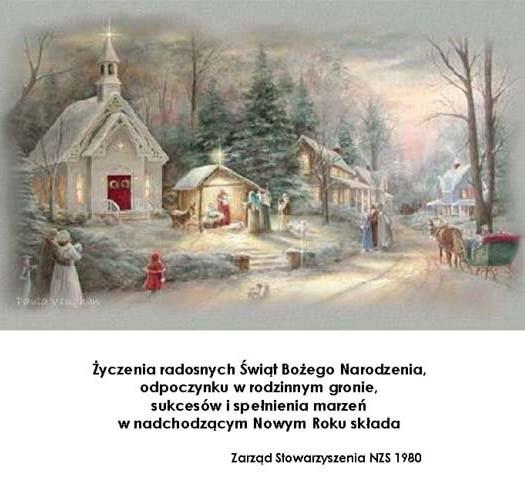 życzenia świąteczne 2008
