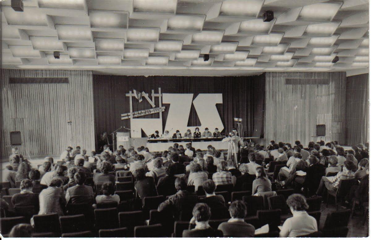 I Ogólnopolski zjazd NZS (3-5 IV 1981)