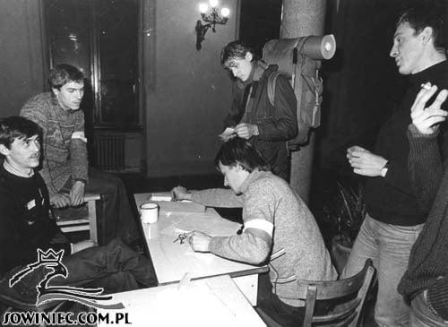 strajk w listopadzie/grudniu 1981