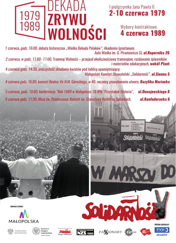 Dekada Zrywu Wolności 1979-1989